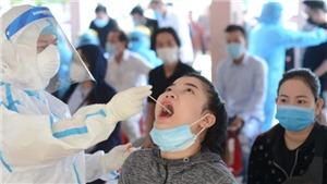 Cập nhật dịch Covid-19 tối 8/5: Thêm 65 ca bệnh ghi nhận trong nước