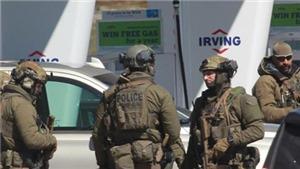 Nổ súng tại sân bay quốc tế ở Vancouver, Canada