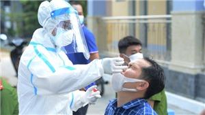 Cập nhật dịch Covid-19 tối 11/5: Một cán bộ tư pháp tại Hà Nội nhiễm Covid-19
