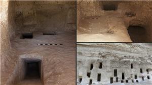 Ai Cập phát hiện 250 lăng mộ niên đại 4.200 năm