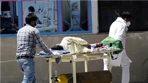 Ngày thứ hai liên tiếp Ấn Độ ghi nhận hơn 4.000 ca tử vong