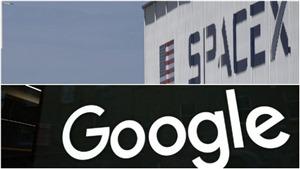 SpaceX 'bắt tay' với Google Cloud phát triển băng thông rộng vệ tinh