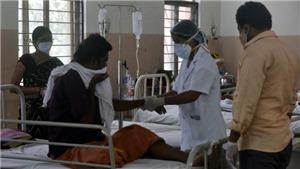 Ấn Độ: Cảnh báo về số ca bị bệnh 'nấm đen' nguy hiểm khi mắc Covid-19