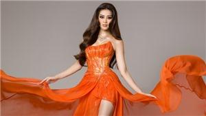 VIDEO: Hoa hậu Khánh Vân trên sân khấu Bán kết Miss Universe 2021