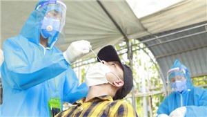 Cập nhật dịch Covid-19 tối 15/5: Thêm 129 ca bệnh ghi nhận trong nước, Bắc Giang có 85 ca