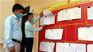 Bầu cử QH và HĐND: Trên 69 triệu cử tri sẽ thực hiện quyền bầu cử