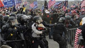 Hạ viện Mỹ thông qua quyết định điều tra vụ bạo loạn ở Đồi Capitol