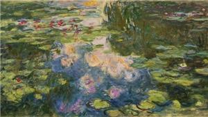 Claude Monet - thiên tài với những bông hoa súng