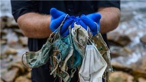 Rác thải khẩu trang - thách thức lớn đối với ngành tái chế