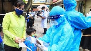Cha mẹ là bạn đồng hành giúp con trẻ vượt qua đại dịch Covid-19
