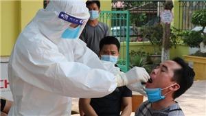 Cập nhật dịch Covid-19 tối 21/5: Ba bệnh nhân Covid-19 ở TP.HCM không đến Đà Nẵng