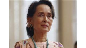 Myanmar: Bà Aung San Suu Kyi xuất hiện tại tòa