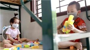 Cần bảo vệ trẻ em trước đại dịch Covid-19