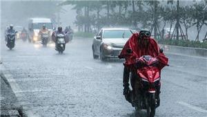 Miền Bắc ngày nắng, tối mưa dông, miền Nam mưa to và dông