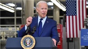 Bộ Tài chính Mỹ công bố chi tiết đề xuất thuế của Tổng thống Joe Biden