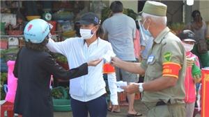 Đà Nẵng xử lý nghiêm tài xế xe khách gây rối tại chốt kiểm dịch Covid-19 