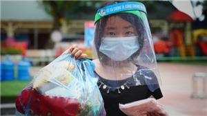 Ngày Quốc tế thiếu nhi 1/6 trong tâm dịch ở Bắc Giang