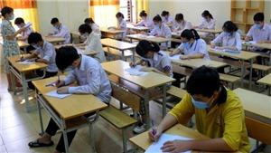 13.800 học sinh Quảng Ninh bước vào kỳ thi tuyển sinh vào lớp 10