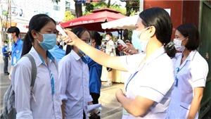 Kỳ thi tuyển sinh lớp 10 tại Hà Tĩnh đảm bảo an toàn phòng dịch Covid-19
