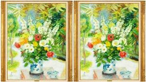 Từ phiên đấu giá trực tuyến của nhà Sotheby's Hong Kong: Đáng lý Lê Phổ phải ở địa vị số 1!