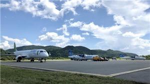 Từ 5/6, tạm dừng các chuyến bay chở khách đến Côn Đảo
