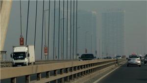 Cuối tuần, chất lượng không khí nhiều nơi ở Bắc Bộ gây hại cho sức khoẻ