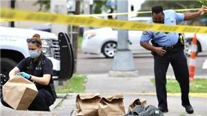 Nổ súng hàng loạt tại New Orleans, Mỹ
