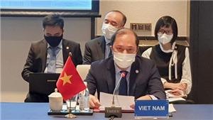 Hội nghị Quan chức cao cấp ASEAN-Trung Quốc về Thực hiện Tuyên bố về ứng xử của các bên ở Biển Đông DOC lần thứ 19