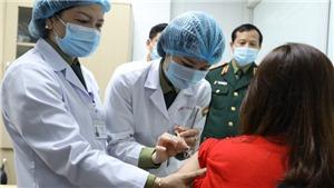Hôm nay, tiêm thử nghiệm vaccine Nano Covax giai đoạn 3