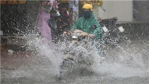 Khu vực Bắc Bộ tiếp tục mưa dông