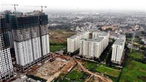 Công bố thông tin bất động sản, nhà ở xây theo tiến độ