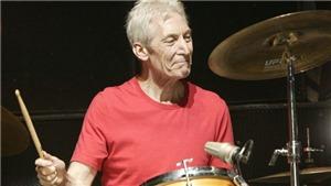 Charlie Watts của Rolling Stones - chưa muốn ngừng 'lăn' ở tuổi 80