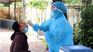 Hà Tĩnh ghi nhận thêm 2 trường hợp dương tính với SARS-CoV-2