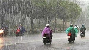 Từ chiều 12/6, Bắc Bộ đến Quảng Bình có mưa rất to