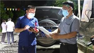Hà Tĩnh ghi nhận thêm 3 người cùng gia đình dương tính với SARS-CoV-2