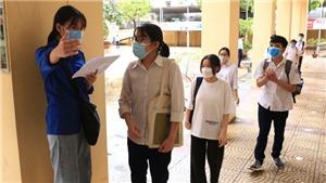 Kỳ thi tuyển sinh vào lớp 10 tại Hà Nội: Chống dịch nghiêm túc