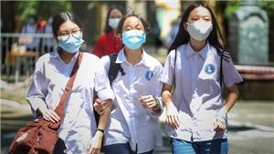 Gần 8.000 học sinh Hà Nội thi vào lớp 10 chuyên và song bằng