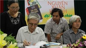 Vĩnh biệt nhà văn Nguyễn Xuân Khánh: Một niềm tin, yêu thật lòng