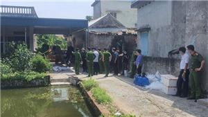 Khởi tố bị can vụ thảm án con rể giết bố, mẹ vợ và vợ tại Thái Bình
