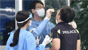 Hàn Quốc có hơn 500 ca nhiễm mới Covid-19 ngày thứ 2 liên tiếp