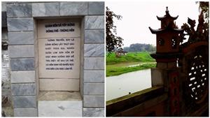 Tốt Động - Vùng đất cổ (kỳ 1): Sông Bùi chảy chậm