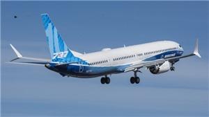 Máy bay Boeing 737 MAX thế hệ mới nhất thực hiện chuyến bay thử nghiệm đầu tiên