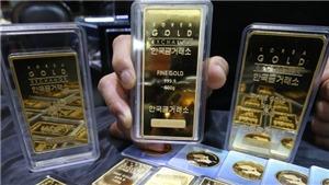 Giá vàng thế giới tuần qua giảm mạnh nhất kể từ tháng 3/2020