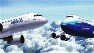 Lý do nào phía sau 'thỏa thuận ngừng bắn' giữa Boeing và Airbus?