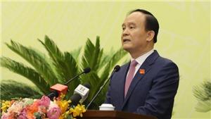 Ông Nguyễn Ngọc Tuấn được bầu lại làm Chủ tịch Hội đồng nhân dân thành phố Hà Nội khóa XVI