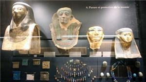 Ai Cập và Pháp thu hồi 114 cổ vật bị buôn lậu