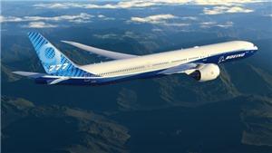 Mỹ thận trọng trong quá trình cấp phép dòng máy bay 777X của Boeing