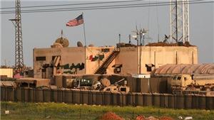 Tấn công nhằm vào căn cứ quân sự Mỹ tại Syria