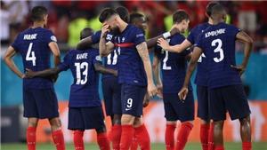 EURO 2020: Truyền thông Pháp chỉ trích trận thua của đội nhà