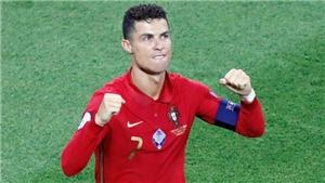 EURO 2020: Ronaldo viết tâm thư gửi người hâm mộ